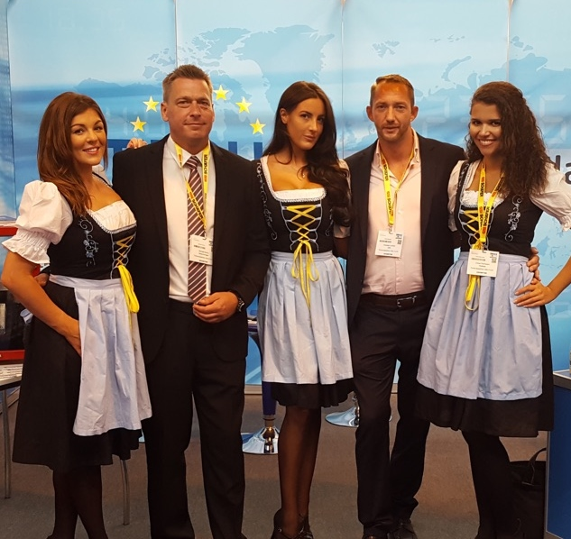 International Costumed Staffing -Trade Shows , Exhibitions & Events