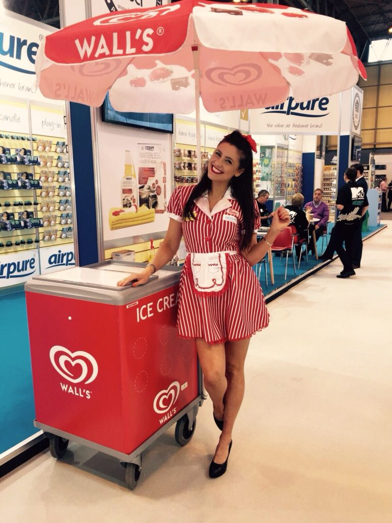 Costumed & Themed Campaigns &  Promotions To Public & Trade