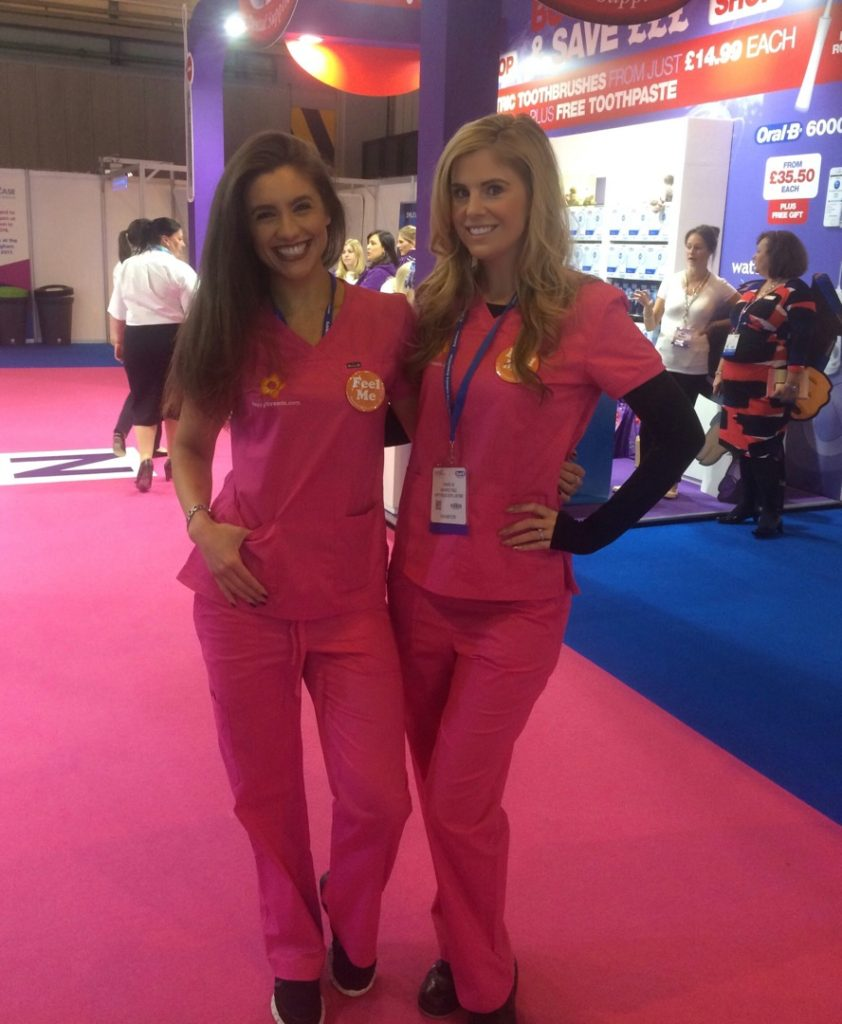Trade Show Dental Product Launches & Innovations Introduced and sold to Health Professionals