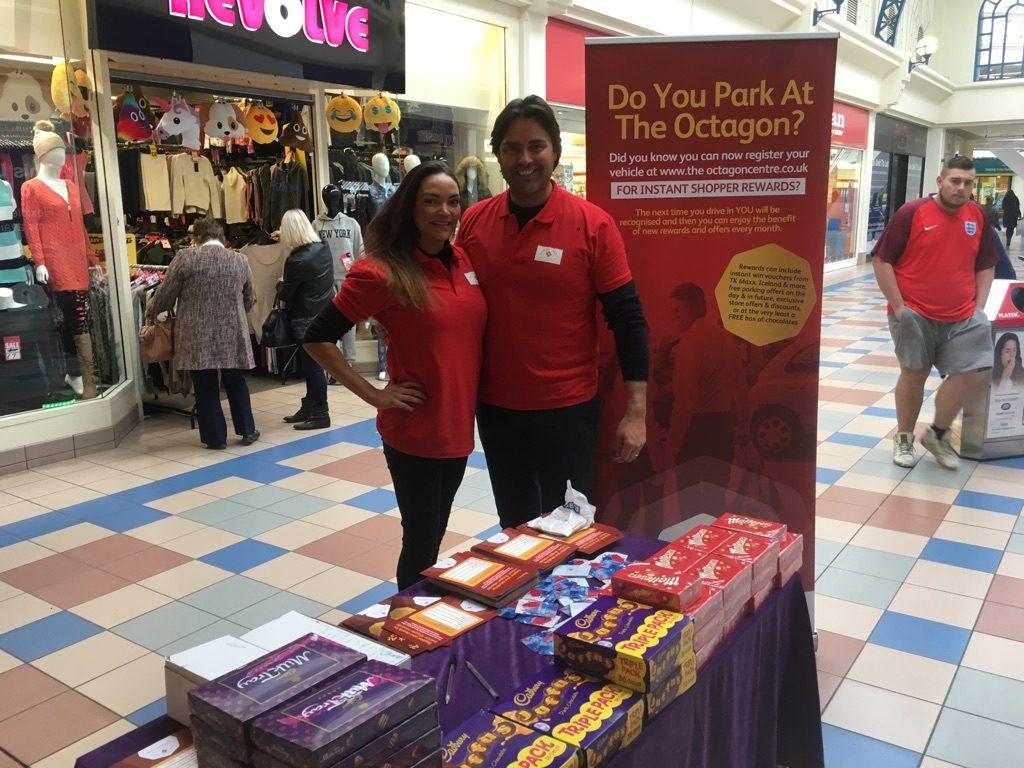Shopping Mall Customer Loyalty & Grow Campaigns