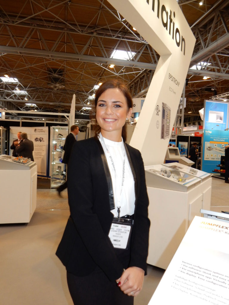 Trade Exhibitions- Hi-Tech Electronics Innovations Explained-  New Client Prospects Generated & Data Capture