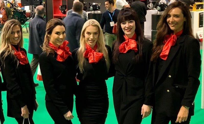 Complete Event Management Teams- Registration -VIP Service-Welcome & Goody Bag Distribution- Crowd Management & Security- Lecture Theatres Management-Public announcements-This one- four times returning client SALTEX.
